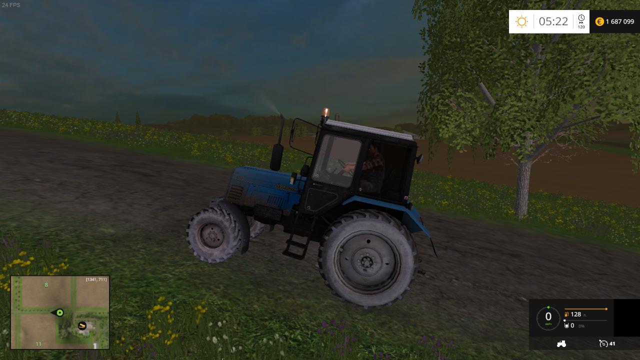 Трактор МТЗ 892 (беларус): производитель, устройство.