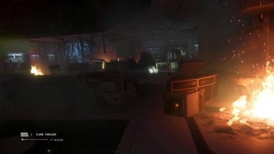 "Alien: Isolation ""Последний шанс."""