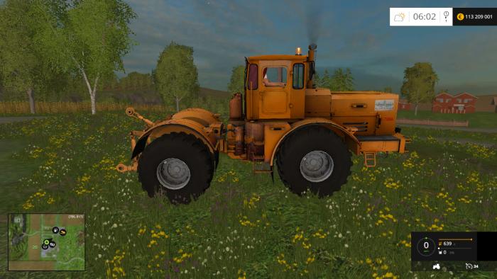 Скачать мод на кировец для farming simulator 2015