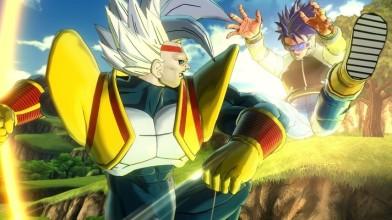 DLC-персонаж Dragon Ball Xenoverse 2 Super Baby Vegeta получил персональный трейлер