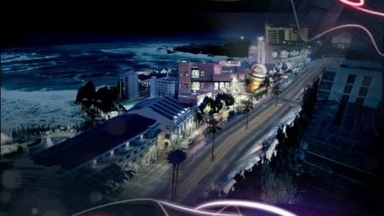 Мир игры NFS:Carbon - район Fortuna