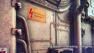 Wolfenstein II: The New Colossus - Тест технологии NVIDIA Adaptive Shading