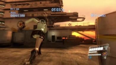 Леди из DMC4 в Resident Evil 6 (мод)