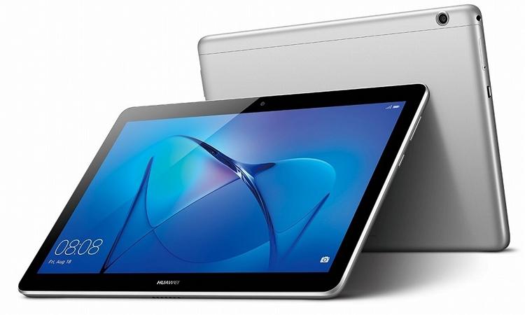 Huawei объявила цены напланшеты MediaPad Т3