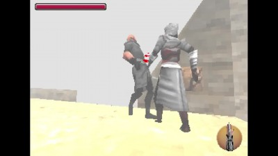 Assassin's Creed сделанный в 1998