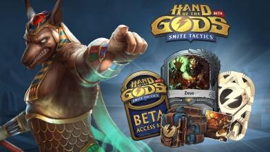 На PS4 и Xbox One стартовала закрытая бета Hand of The Gods: SMITE Tactics
