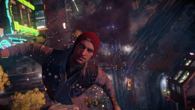 "InFamous: Second Son ""Фан-трейлер"""