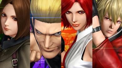 5 апреля в The King of Fighters XIV появятся две новые арены и 4 новых персонажа