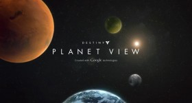 ������� Destiny Planet View