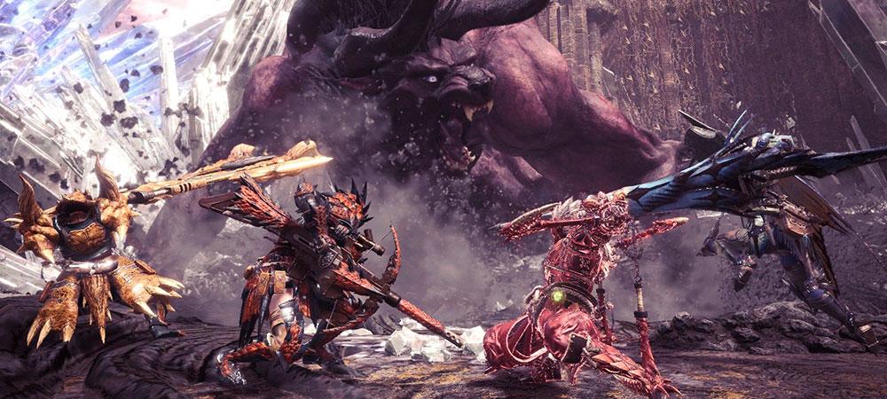 "PR-менеджер Capcom: ""PC - вторая по популярности платформа для Monster Hunter World"""
