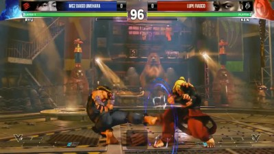 Street Fighter V Lupe Fiasco vs Daigo Umehara