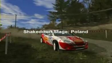 Xpand Rally Poland Track