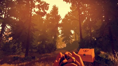"Firewatch ""E3 2015 (PS4)"""
