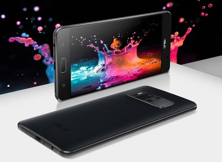 Asus выпустила смартфон с8 Гбоперативной памяти за $333