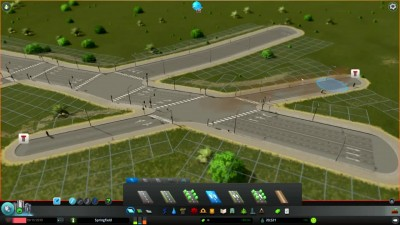 "Cities: Skylines ""Дороги и транспортные развязки"""