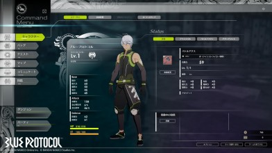Blue Protocol: нападающий и лучник