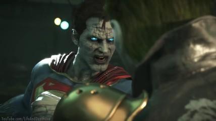 Injustice 0 - Bizarro Vs Joker All Intro Dialogue-All Clash Quotes, Super Moves