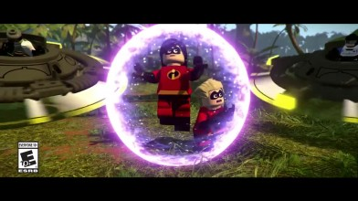 LEGO The Incredibles - Трейлер - Вайлет