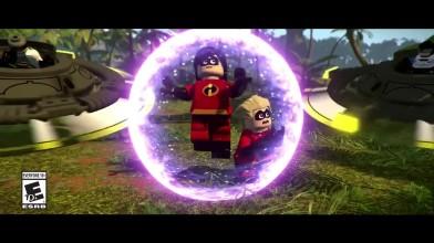 LEGO The Incredibles - Трейлер - Вайлет