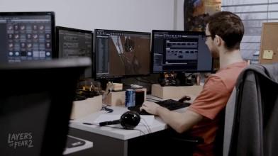Layers of Fear 2 - Атмосфера и сюжет - Русский трейлер