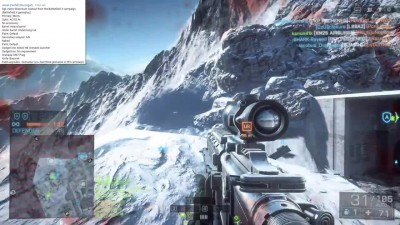 Loadout Sgt. Henry Blackburn BF3 Campaign Style Battlefield 4 Assault Rfile Gameplay