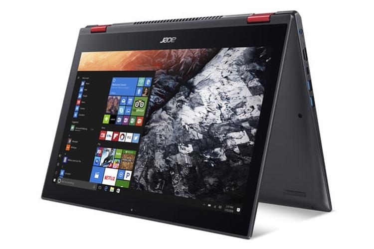 Анонсирована новая версия ноутбука Acer Nitro 5 Spin