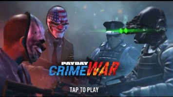 "Overkill готовит ""Payday: Crime War"" для iOS и Android"