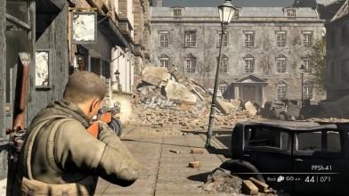 Sniper Elite V2 vs Remastered Сравнение оружия