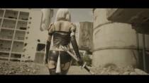 Музыкальный клип по мотивам NieR: Automata от японских косплееров