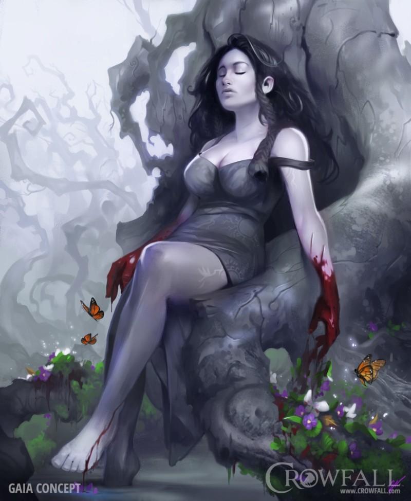 Богиня жизни Гея