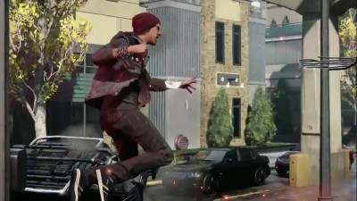 "inFamous Second Son ""PS4 трейлер #2"""