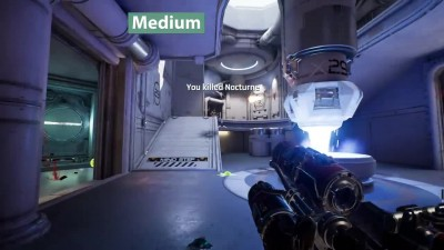 Unreal Tournament Pre-Alpha – Сравнение Low vs. Medium High