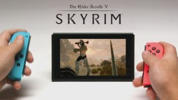 The Elder Scrolls V: Skyrim VR и Skyrim на Nintendo Switch - Подробности выхода
