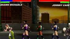 Mortal Combat - смешные фаталити 3.