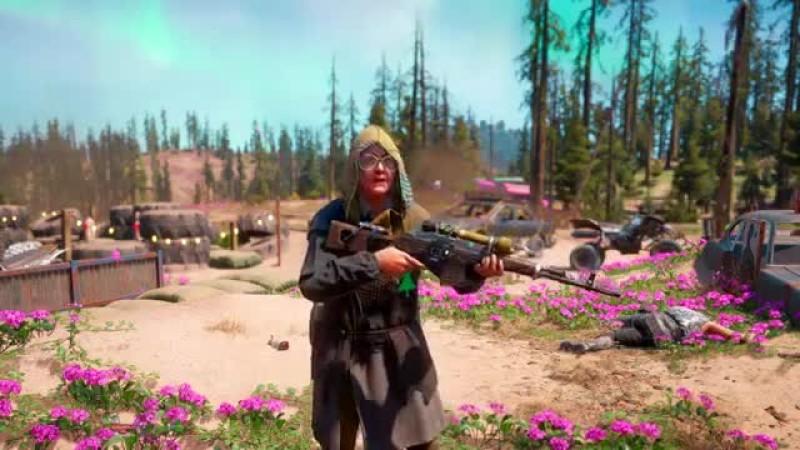 Far Cry: New Dawn - новые враги, локации и животные.