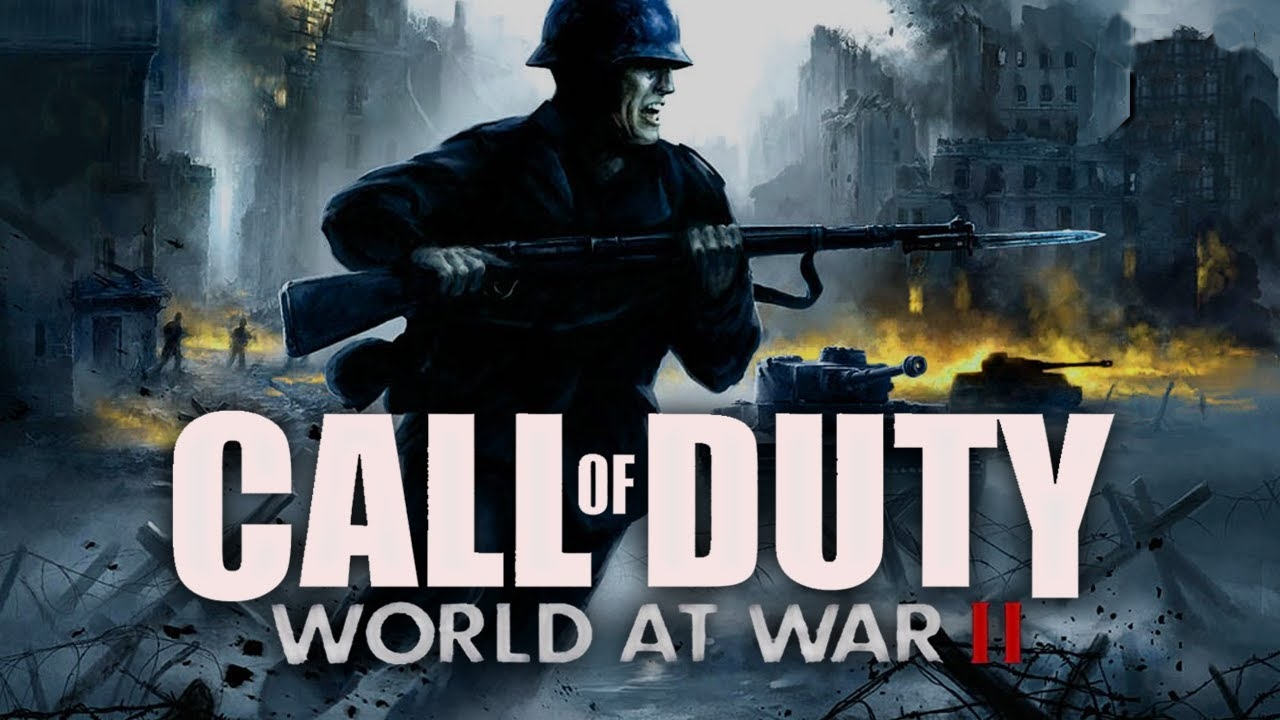 Call Of Duty World At War патч