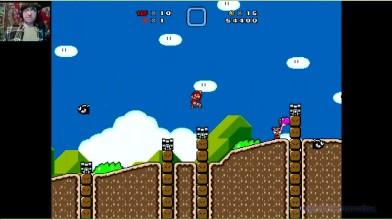 Super Mario Bros. X (v. 2.0) - The Invasion 2 - 3 уровень - Динозаврики!!! (прохождение на русском)