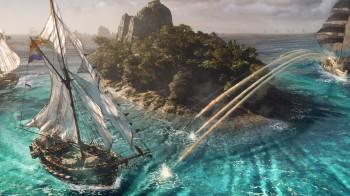 Проблески нового геймплея на новом видео Skull and Bones