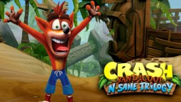 """Засветилась"" Crash Bandicoot N. Sane Trilogy для Switch"