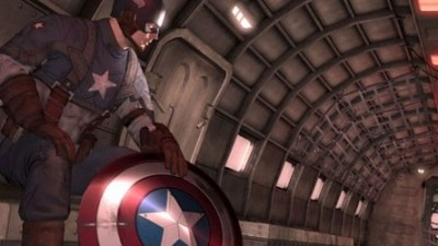 Дата выхода Captain America: Super Soldier