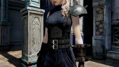 "Lightning Returns: Final Fantasy 13 ""Трейлер DLC костюма Сloud"""