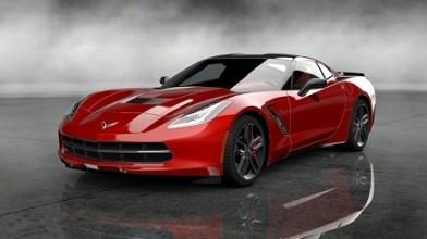 Gran Turismo 5: Corvette Stingray 2014 модельного года в качестве бесплатного DLC