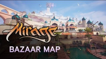 Трейлер карты Базар из Mirage: Arcane Warfare
