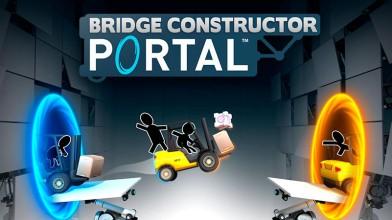 Релиз озвучки Bridge Constructor Portal от Mechanics VoiceOver