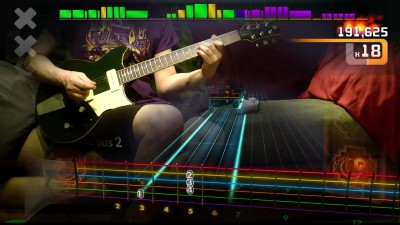"Rocksmith 2014 - DLC - Guitar - Rush ""Tom Sawyer"""