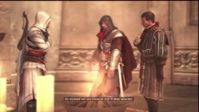 "Assassins Creed Brotherhood ""Топ 10 убийств"""