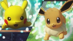 Новый трейлер Pokemon: Let's Go, Pikachu! и Pokemon: Let's Go, Eevee
