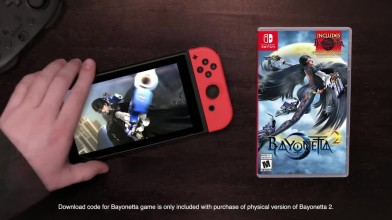 Bayonetta 2 - Трейлер для Nintendo Switch