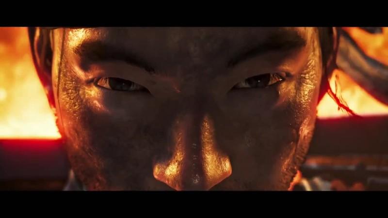 Ghost of Tsushima - PGW 2017  PS4 (Saint-Sound TV)