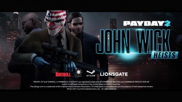 PAYDAY 2 - John Wick Heists Day 1 is Live!
